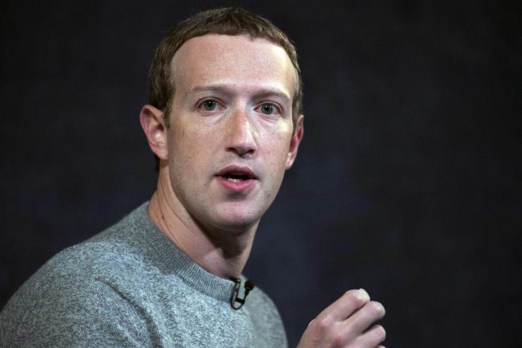 Mark Zuckerberg (AP Photo/Mark Lennihan)
